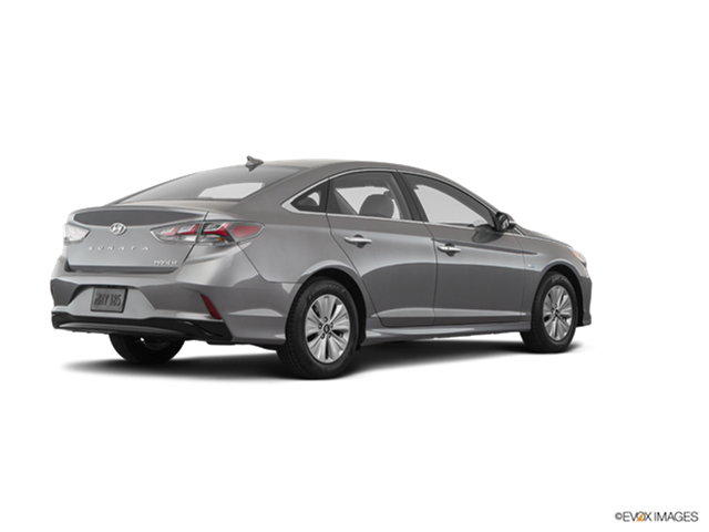 New Car 2018 Hyundai Sonata Hybrid SE