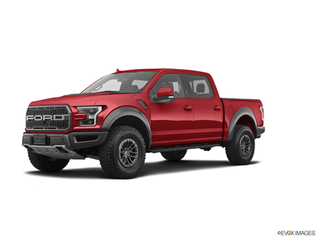 New Car 2019 Ford F150 SuperCrew Cab Raptor