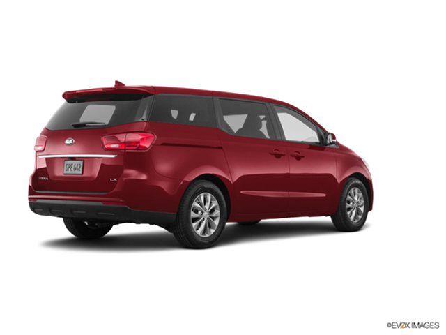New Car 2019 Kia Sedona SX