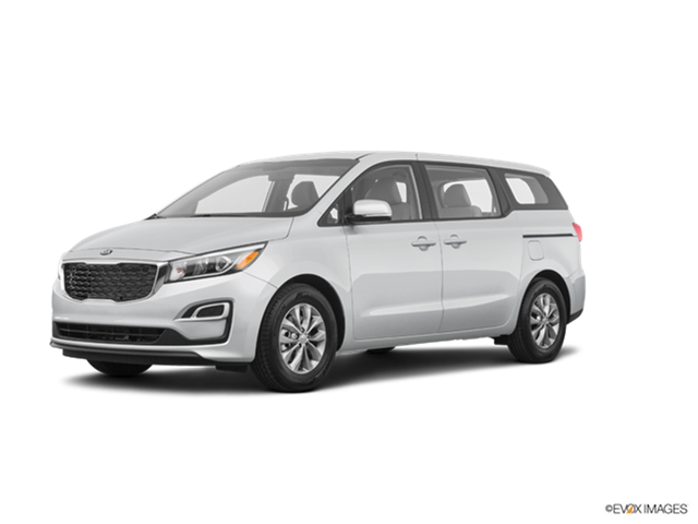New Car 2019 Kia Sedona EX