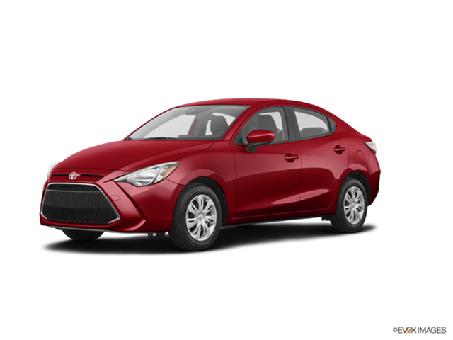 New Car 2019 Toyota Yaris L