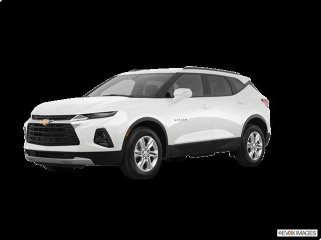 Chevy Small Suv >> Chevrolet Suv Models Kelley Blue Book