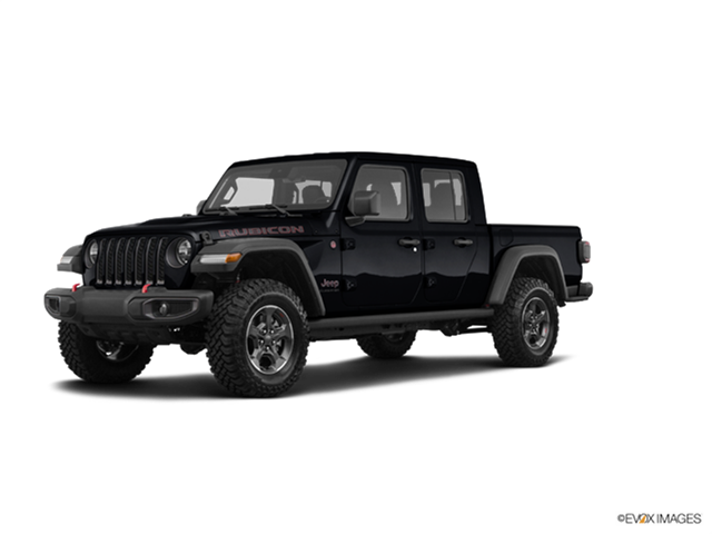 2020 Jeep Gladiator Rubicon New Car Prices   Kelley Blue Book