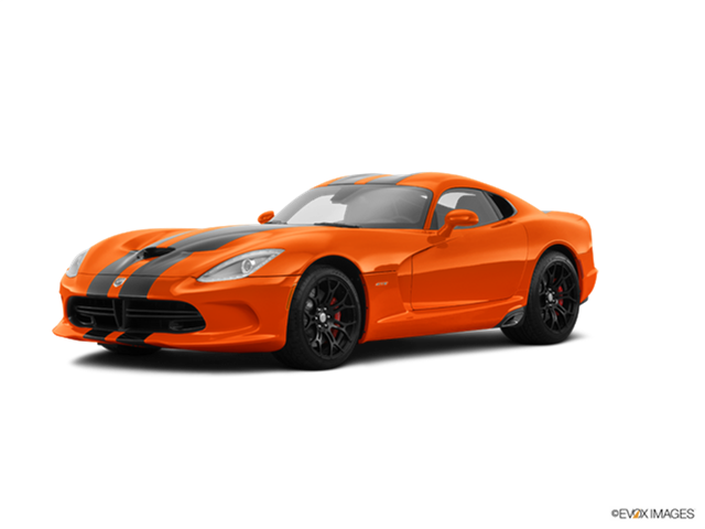 Highest Horsepower Coupes of 2016 - 2016 Dodge Viper