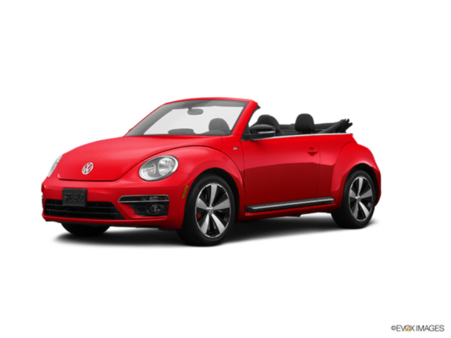 Most Popular Convertibles of 2016 - 2016 Volkswagen Beetle