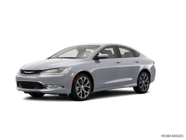 New Car 2017 Chrysler 200 200C Platinum