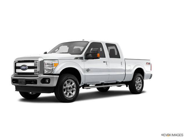 2015 Ford F250 Super Duty Crew Cab