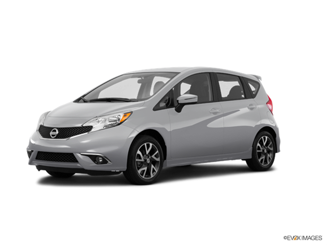 2016 nissan versa note kelley blue book. Black Bedroom Furniture Sets. Home Design Ideas