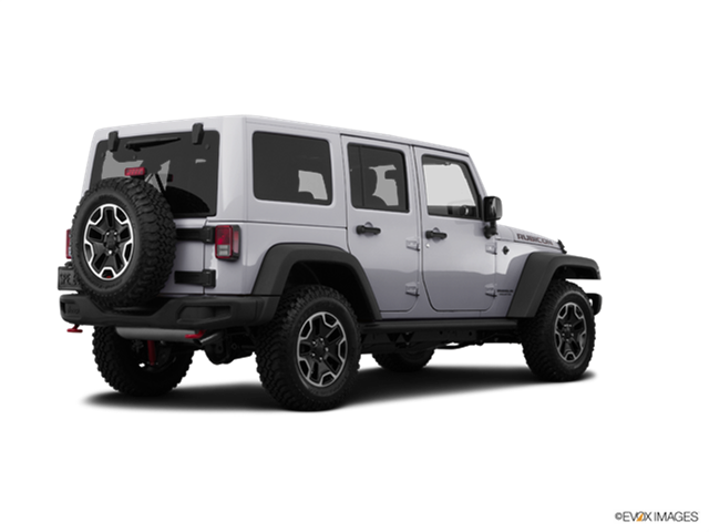 New Car 2017 Jeep Wrangler Unlimited Rubicon Hard Rock ...
