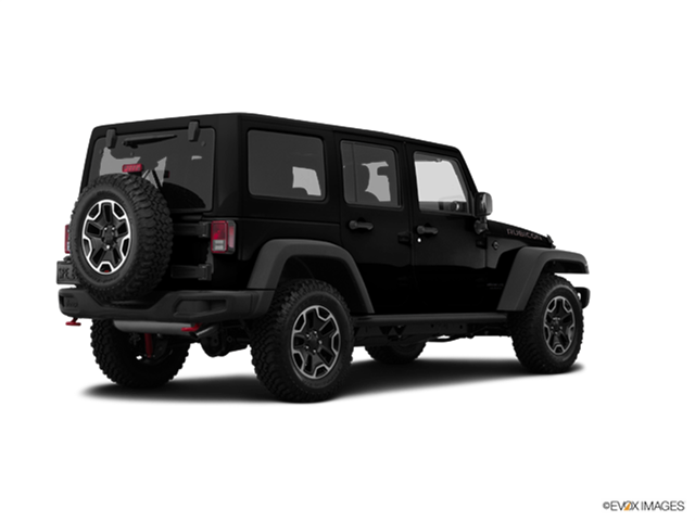New Car 2017 Jeep Wrangler Unlimited Rubicon Hard Rock