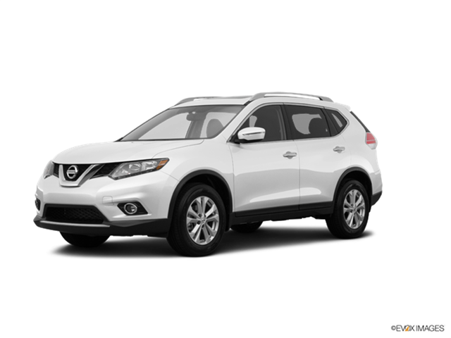 2016 nissan rogue sv new car prices kelley blue book. Black Bedroom Furniture Sets. Home Design Ideas