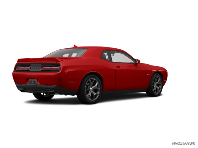 New Car 2017 Dodge Challenger R/T Plus
