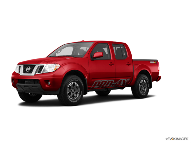 2018 Nissan Frontier Crew Cab PRO-4X New Car Prices ...