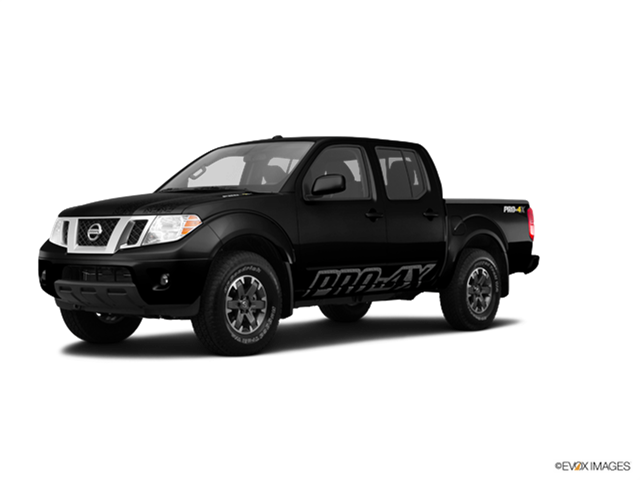 New Car 2018 Nissan Frontier Crew Cab PRO-4X