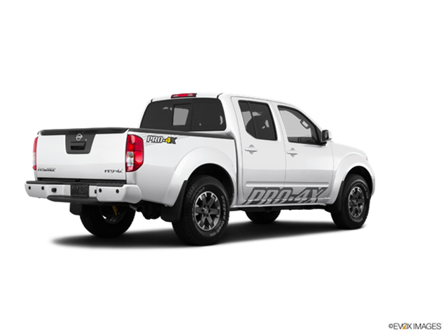 2017 Nissan Frontier Crew Cab PRO-4X New Car Prices | Kelley Blue Book