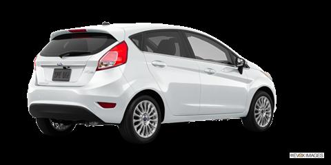 2016 ford fiesta titanium new car prices kelley blue book. Black Bedroom Furniture Sets. Home Design Ideas