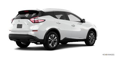 2015 nissan murano sl specifications kelley blue book. Black Bedroom Furniture Sets. Home Design Ideas