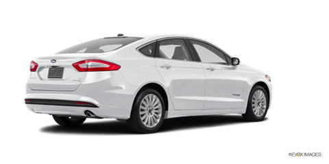2016 ford fusion se hybrid consumer reviews kelley blue book. Black Bedroom Furniture Sets. Home Design Ideas