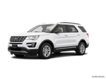 2018 New Ford Explorer XLT