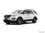 2018 New Ford Explorer Sport