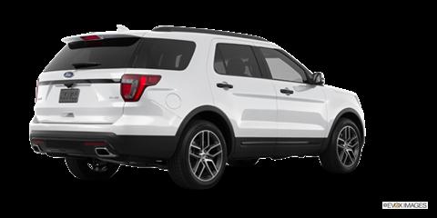 2017 Ford Explorer Specs