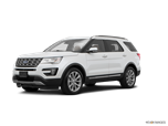 2018 New Ford Explorer FWD Limited