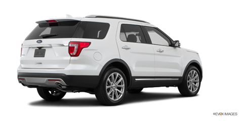 2018 Ford Explorer Pricing