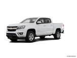2018 New Chevrolet Colorado LT