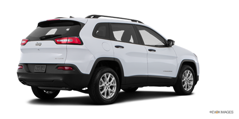 2016 Jeep Cherokee Sport New Car Prices Kelley Blue Book