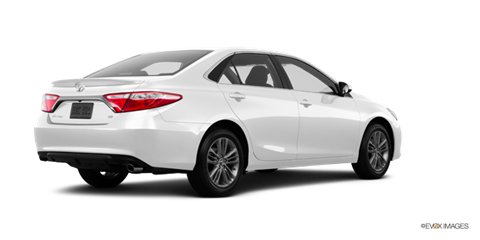 2016 toyota camry se new car prices | kelley blue book