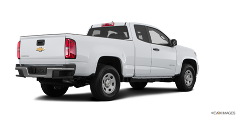 2017 chevrolet colorado extended cab work truck new car prices kelley blue book. Black Bedroom Furniture Sets. Home Design Ideas