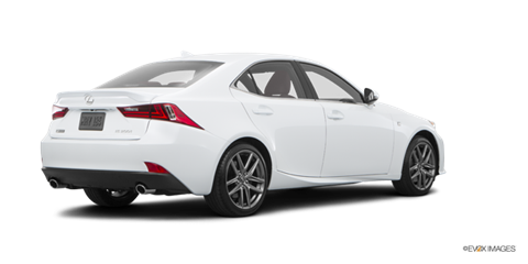 2016 Lexus IS300 F Sport: Review - YouTube