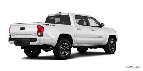 2017 Tacoma Trd Sport Price >> 2017 Toyota Tacoma Double Cab Trd Sport New Car Prices Kelley Blue