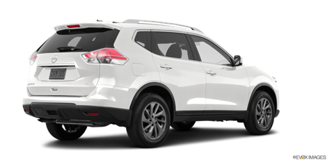2016 nissan rogue sl new car prices kelley blue book. Black Bedroom Furniture Sets. Home Design Ideas