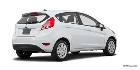 2017 Ford Fiesta S Specifications  Kelley Blue Book