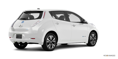 2016 nissan leaf sl review kelley blue book. Black Bedroom Furniture Sets. Home Design Ideas