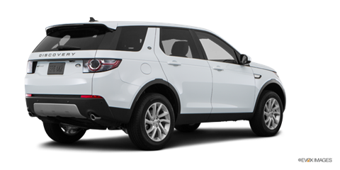 2016 land rover discovery sport se specifications kelley blue book. Black Bedroom Furniture Sets. Home Design Ideas