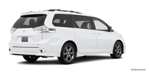 2016 toyota sienna se premium new car prices kelley blue. Black Bedroom Furniture Sets. Home Design Ideas