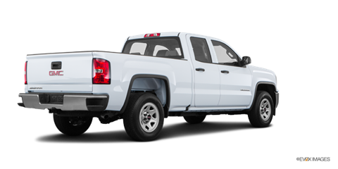 2017 gmc sierra 1500 double cab new car prices kelley blue book. Black Bedroom Furniture Sets. Home Design Ideas