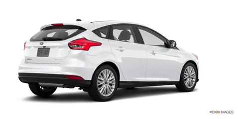 2017 ford focus titanium new car prices kelley blue book. Black Bedroom Furniture Sets. Home Design Ideas
