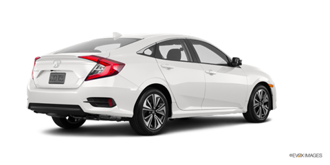 Honda Civic EXL WHonda Sensing New Car Prices Kelley Blue Book - 2017 honda civic ex t invoice price
