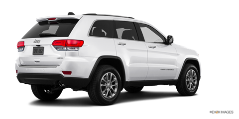 Jeep Grand Cherokee Limited New Car Prices Kelley Blue Book - Grand cherokee invoice price