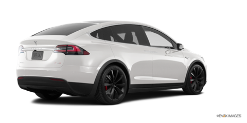 2017 tesla model x 75d new car prices kelley blue book. Black Bedroom Furniture Sets. Home Design Ideas