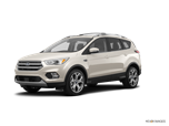 2018 New Ford Escape FWD Titanium