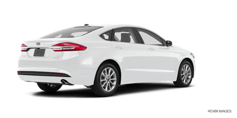 2017 Ford Fusion Pricing