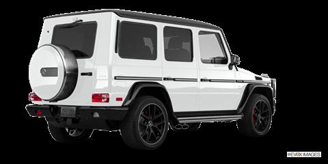 2016 mercedes benz g class g63 amg new car prices kelley for Mercedes benz g class truck price