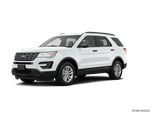 2018 New Ford Explorer 4WD
