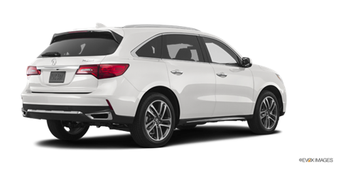Acura MDX New Car Prices Kelley Blue Book - Price of acura suv