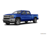 2018 New Chevrolet Silverado 1500 4x4 Crew Cab High Country