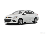 2018 New Chevrolet Sonic LS Sedan